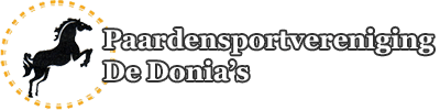 "Paardensportvereniging ""De Donia's"""